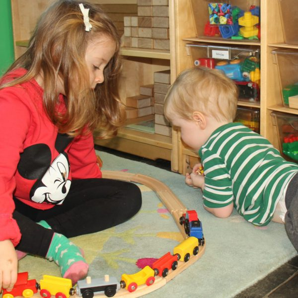 Indoor play -Little Explorers Nursery in Pakenham, Suffolk