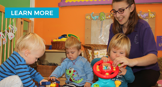 Find out more about our Nursery