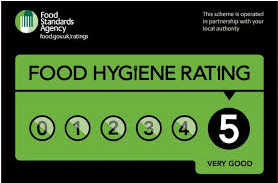 Food Rating at Suffolk Nursery