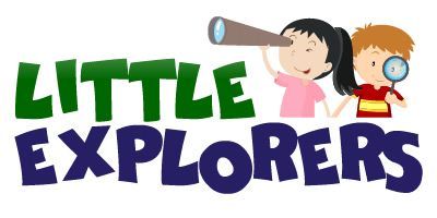 Little Explorers Day Nursery Logo