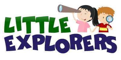 Little Explorers Day Nursery Logo