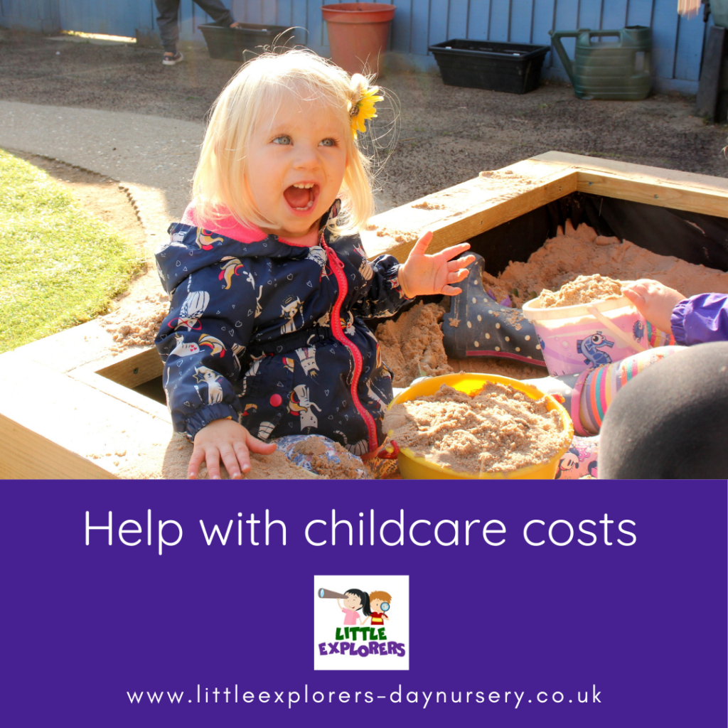 Help with Childcare Costs