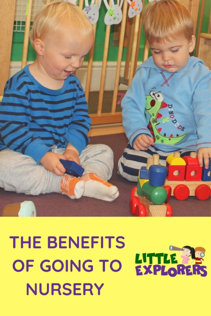 Benefit of nursery